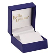 Bella-Donna-Damen-Ohrstecker-585-6-Brillanten-012ct-getntes-Weiss-Lupenrein-0-1